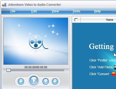 Joboshare Video Converter 3.4.1.0506