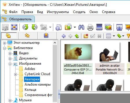 XnView 2.43 (на русском)